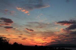 God morgen 14.07.14 Foto: Siri KW